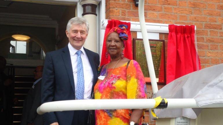 Mr Lloyd & Mrs Edwards