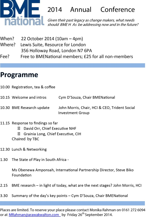 BMEN 2014 Annual Conference final